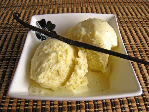 Vanilla Bean Ice Cream 500